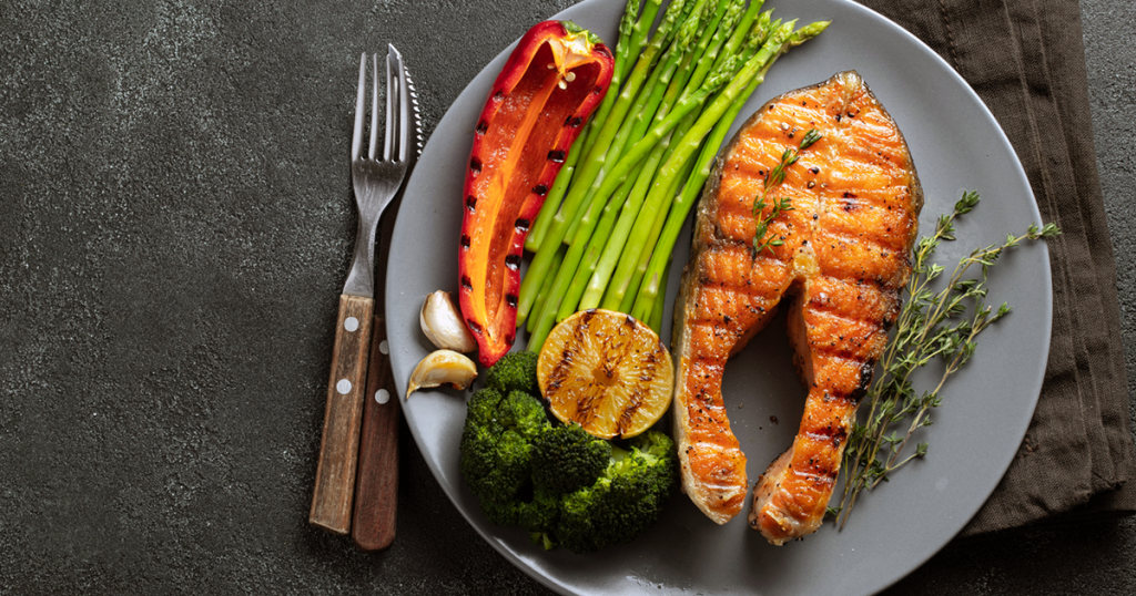 Health benefits of following keto diet